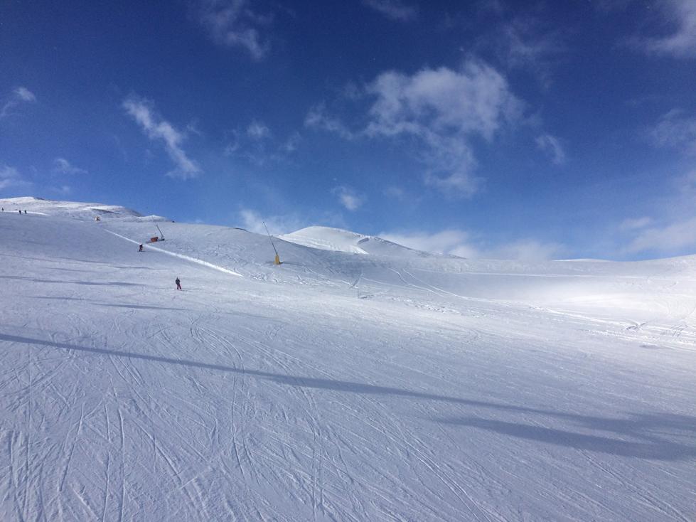 Sciare coi bambini a Livigno,le piste