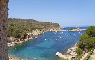 Hotel per famiglie a Ibiza,la baia