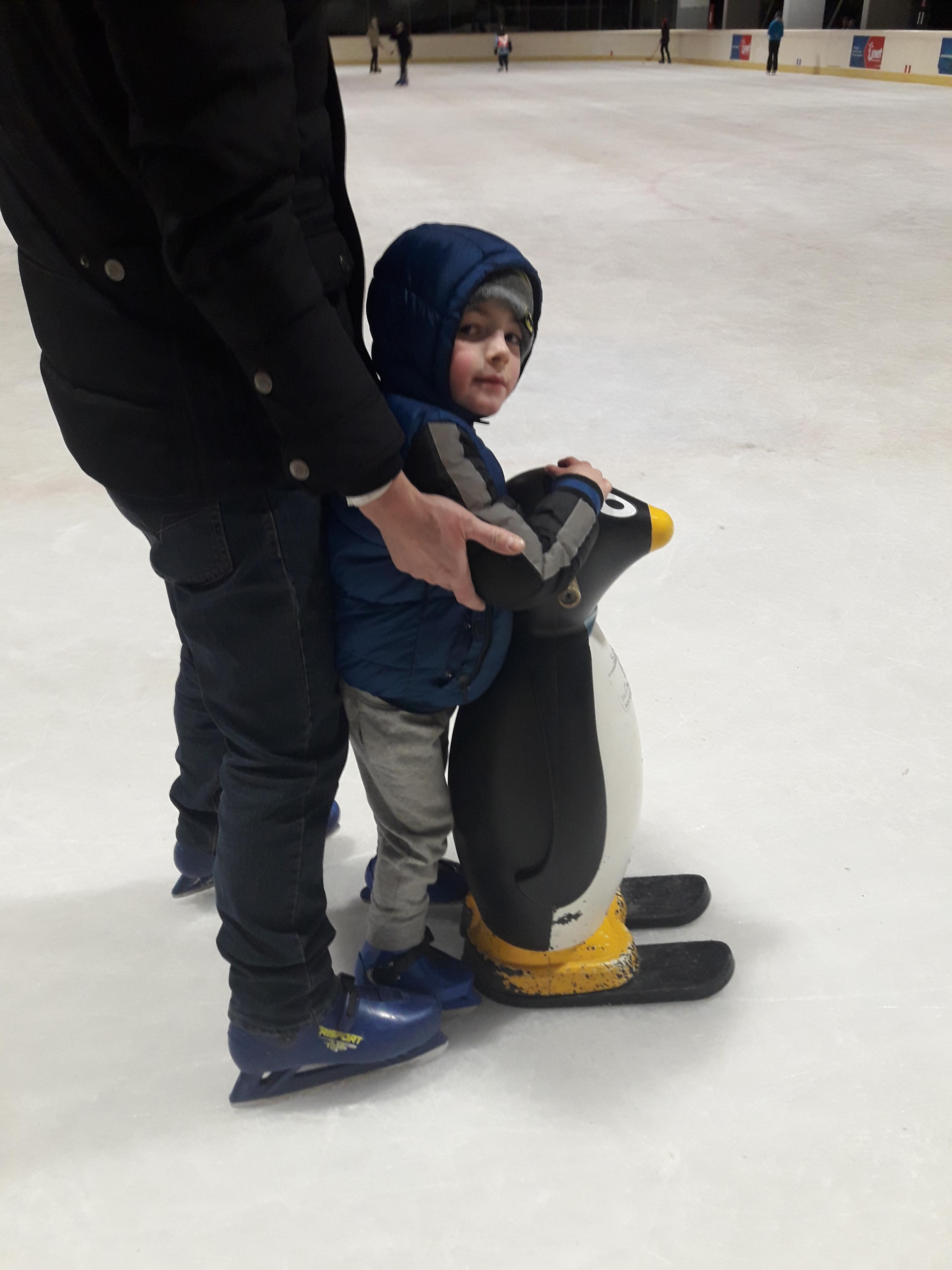 Cosa fare a Madesimo in inverno,pattinaggio sul ghiaccio