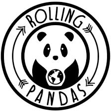 Il logo di Rolling Pandas