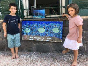 i bambinTre idee per innamorarsi di Napoli con i bambinii alla Gaiola,