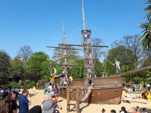 memorial playground a Londra