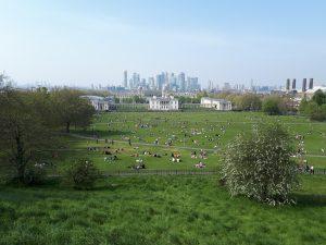 grennweech park a Londra