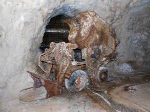 Macchinario ionelle miniere di cortabb