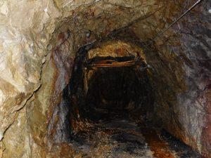 galleria delle miniere di cortabbio