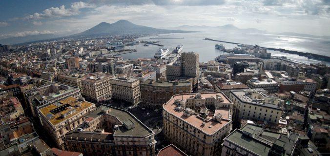 Vista di Napoli: innamorarsi della città coi bambini