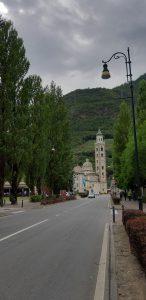 Cosa fare a Tirano coi bambini:visitare la basilica