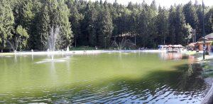 Cosa fare a Montecampione in estate: il laghrtto