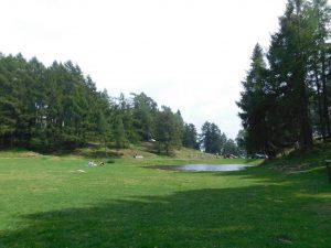 escursione al Monte Legnoncino: il laghetto