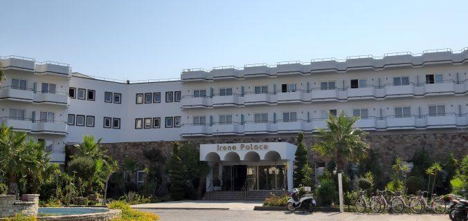 Dove soggiornare a Rodi: Irene Palace Beach Resort - In giro ...