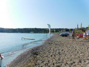 Spiaggia di Kolymbia Rodi