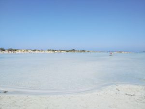 Vacanza a Creta coi bambini: spiaggia di Elafonissi