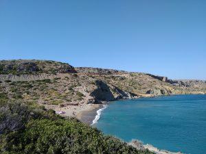 Erimoupolis beach