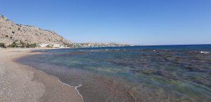 Spiagge di Rodi per bambini:la spiaggia di Lardos