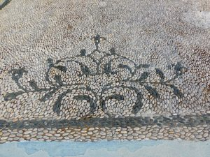 Mosaico di Lindos