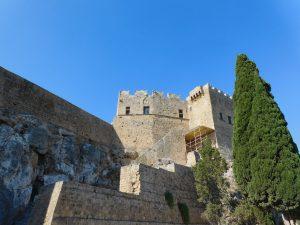 Cosa vedere a Lindos: il castello