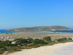 Spiagge di Rodi per bambini: Prassonissi beach