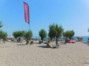 spiaggia del sun beach Lindos