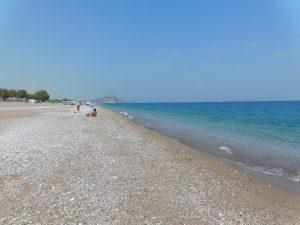 Spiagge di Rodi per bambini: spiaggia di Afandou