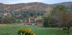 il Sentiero dei roccoli: valle santa croce
