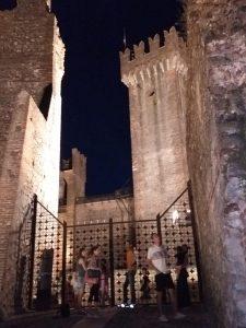 week end nel mantovano: castello di valeggio