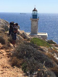 viaggio in Peloponneso coi bambini