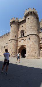 il castello di rodi