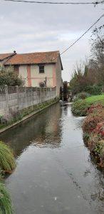 In bici nel Parco Agricolo Sud Milano: il mulino