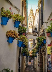 Viaggio in Andalucia coi bambini: Cordoba
