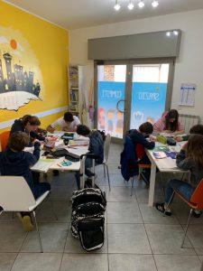 Cresciamo Insieme Lab:lo spazio compiti