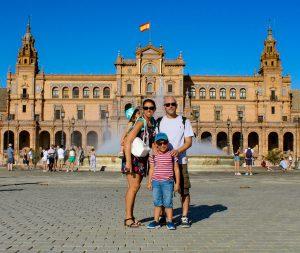 Viaggio in Andalucia coi bambini: Siviglia