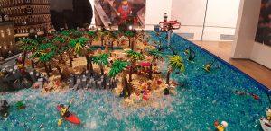 L'oceano di Lego alla mostra lego city booming