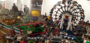 Lego City Booming a Monza