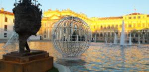 Villa Reale di Monza a Natale