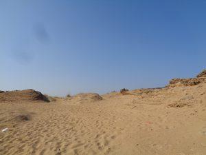 Dune di Issos