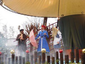 Aquaneva a Natale: lo spettacolo Mary Poppins