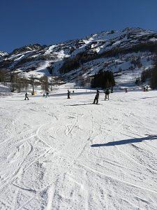 le piste da sci di madesimo