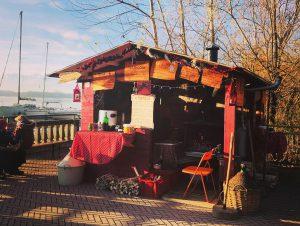 Street food al Lago di Viverone