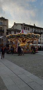 Visitare Como a Natale: carosello del 700