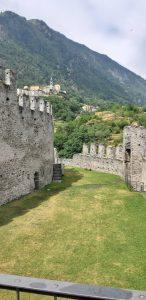 Cosa fare in Valtellina in estate: visitare i castelli di grosio