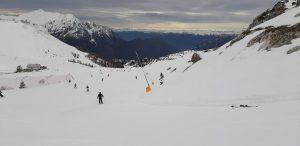 Sciare ai Piani di Bobbio coi bambini