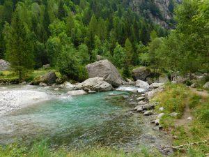 Cosa fare in Valtellina in estate: passeggiata in val di mello