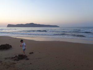 dove andare in Grecia coi bambini: creta