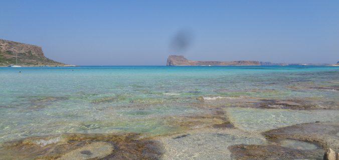 Laguna di Balos a Creta