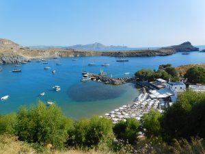 dove andare in Grecia coi bambini: Lindos
