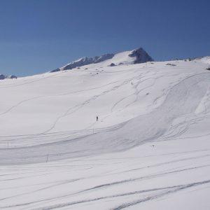Sciare in Val di Lei