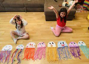 Giochi e attività da fare a casa coi bambini