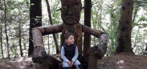 Escursioni per famiglie in Lombardia: lo Spirito del Bosco