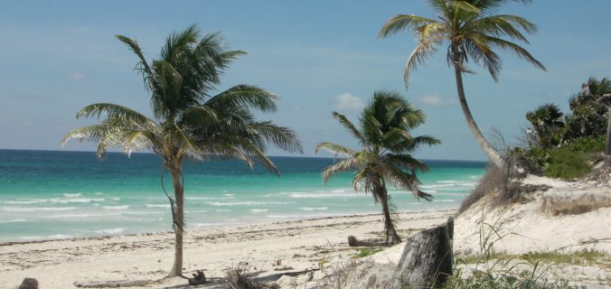 spiaggia messicana