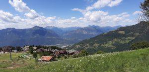 Passeggiate panoramiche in Lombardia: Montecampione